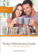 Product Maintenance Guide